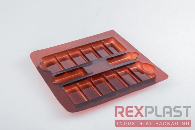 Plastic Chocolate Packaging