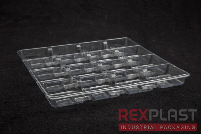 Plastic Tray For Chocolate