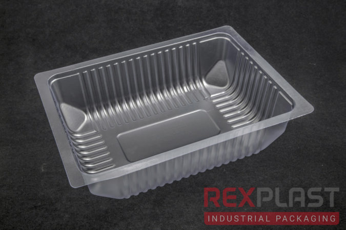 Thermoform Plastic Trays