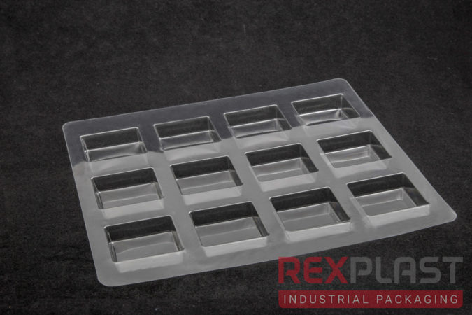 Thermoformed Plastic Food Containers