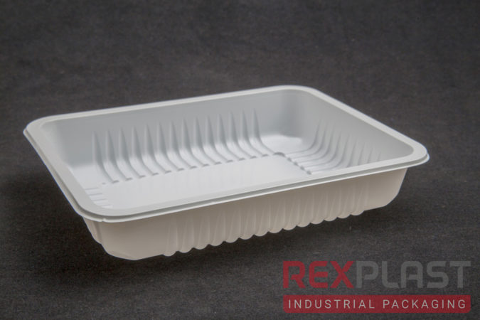 Thermoformed Plastic Food Packaging