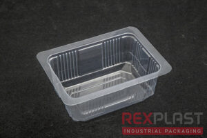 Plastik Termoform Kaplar