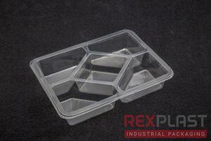 Termoform Plastik Gıda Tepsileri